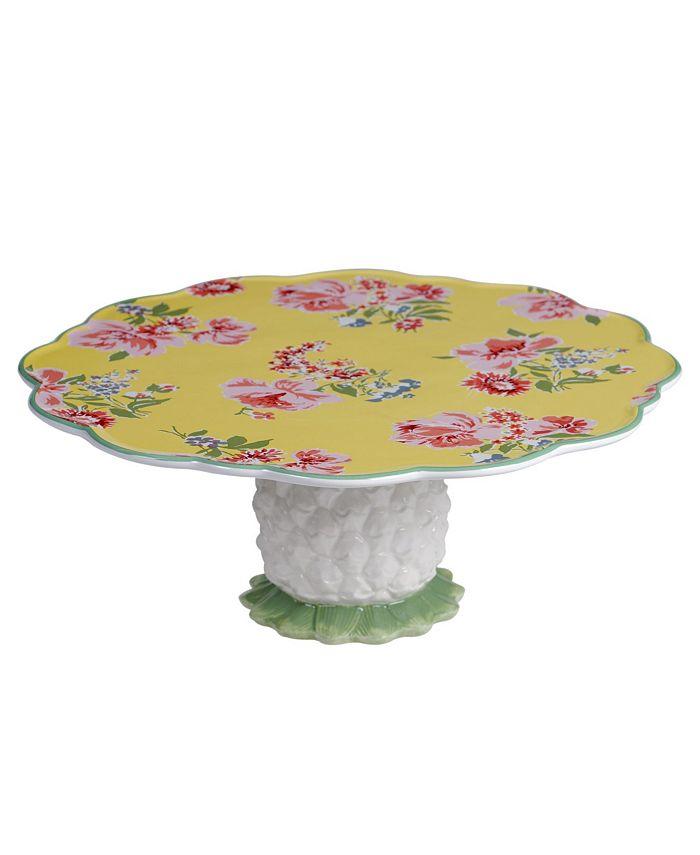 Tracy Porter - English Garden Cake Stand
