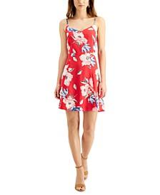 Verona Floral-Print Cami Dress