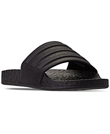 Men's Adilette Boost Slide Sandals from Finish Line
