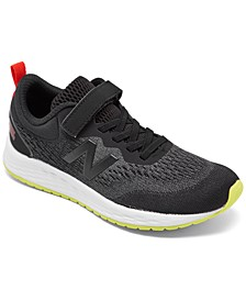 Little Boys Fresh Foam Arishi V2 Bungee Running Sneakers from Finish Line