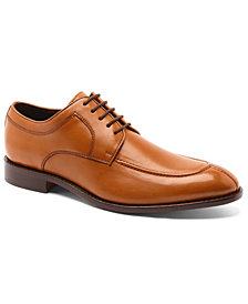 Anthony Veer Men's Wallace Split Toe Derby Lace-Up Goodyear Dress Shoes