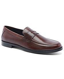 Men's Sherman Penny Loafer Slip-On Leather Shoe