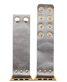 Shimmer Snap Button Apple Watch Band