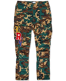Men's Varsity Camo Cargo Pants