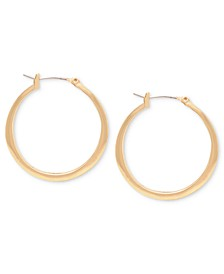 Small Gold Hoop Earring