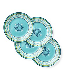 "Sorrento  11"" Dinner Plate Set 4"