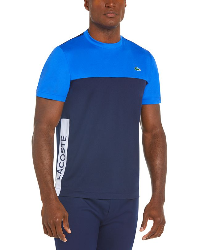 Lacoste Men's Colorblocked Performance T-Shirt