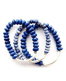 Denim Barre Bracelet