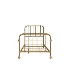 Monarch Hill Wren Metal Bed, Twin