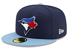 Toronto Blue Jays Authentic Collection 59FIFTY-FITTED Cap
