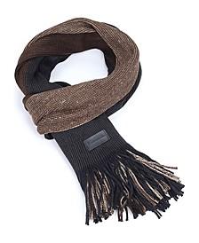 Men's Fashionable Striped Winter Scarves
