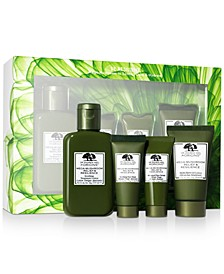 4-Pc. Be Resilient Mega-Mushroom To Soothe, Calm & Hydrate Set