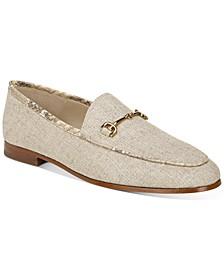 Loraine Bit Loafers