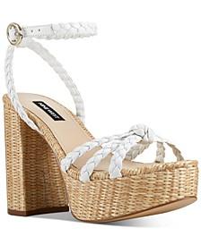 Rylin Espadrille Platform Sandals