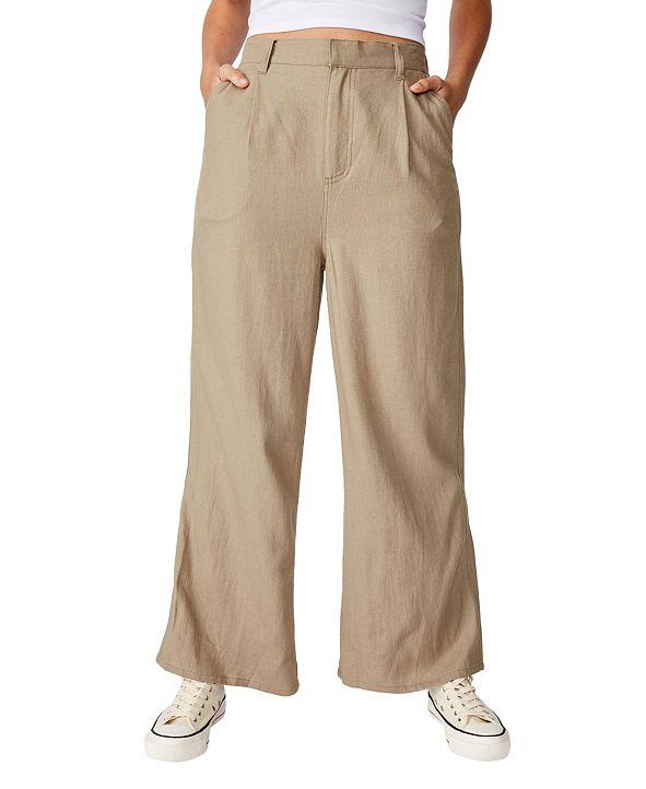 COTTON ON Pleat Front Drapey Pant
