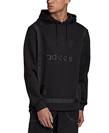 Men's Originals Superstar Logo Fleece Warm-Up Hoodie