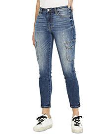 Buffalo David Bitton Skinny Cargo Jeans