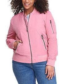 Levi's® Trendy Plus Size  Melanie Bomber Jacket
