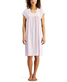 Plus Size Short Nightgown