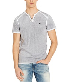 Men's Karox Knit Henley T-Shirt