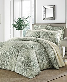 Abingdon Full/Queen Duvet Cover Set