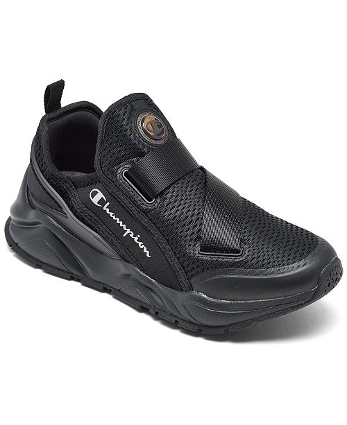 Champion Boys' D93 Lockdown Casual Sneakers from Finish Line