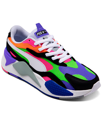 Puma Women's RS-X3 Puzzle Casual Sneakers from Finish Line ...