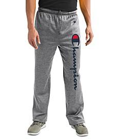 Men's Big & Tall Modern-Fit Powerblend Fleece Jogger Pants