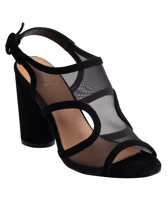GC Shoes Claire Heeled Sandal
