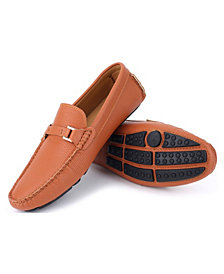 Mio Marino Men's Traditional Penny Loafers