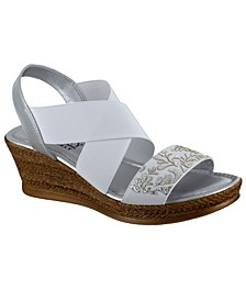 Ysabelle Wedge Sandals