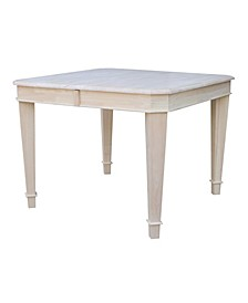Tuscany Butterfly Leaf Dining Table