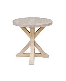 Sierra Round End Table