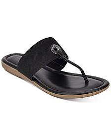 Rance T-Strap Flat Sandals