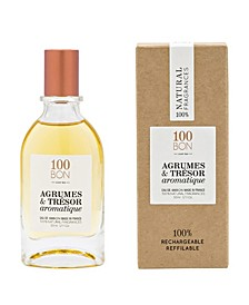 Agrumes Tresor Aromatique EDP Spray Unisex, 1.7 oz