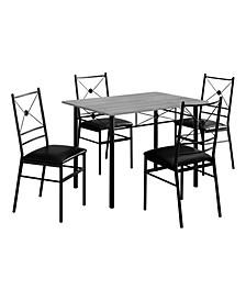 Dining Set - 5 Piece Set