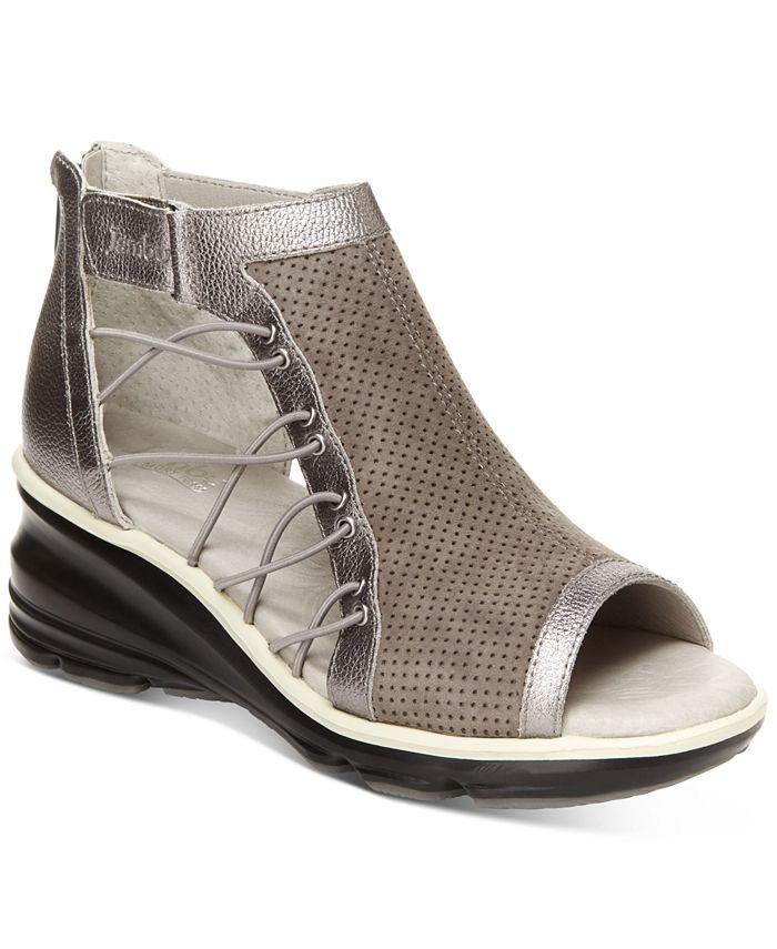 Jambu - Naomi Wedge Sandals