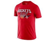 Houston Rockets Men's Hoops Time T-Shirt