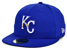 Kansas City Royals 2020 Batting Practice 59FIFTY-FITTED Cap
