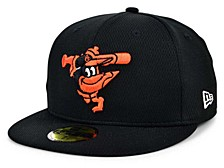 Kids Baltimore Orioles 2020 Batting Practice 59FIFTY-FITTED Cap