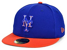 Kids New York Mets 2020 Batting Practice 59FIFTY-FITTED Cap