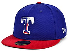 New Kids Era Texas Rangers 2020 Batting Practice 59FIFTY-FITTED Cap