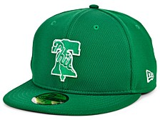 Philadelphia Phillies 2020 Men's St. Pattys Day Fitted Cap