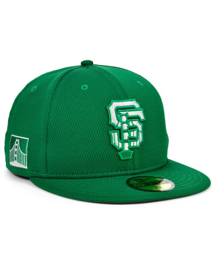 New Era San Francisco Giants 2020 Men's St. Pattys Day Fitted Cap & Reviews - Sports Fan Shop By Lids - Men - Macy's
