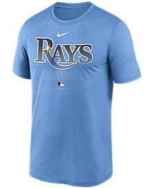 Tampa Bay Rays Men's Authentic Collection Legend Practice T-Shirt