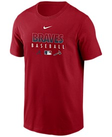 Atlanta Braves Men's Early Work Dri-Fit T-Shirt