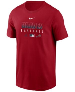 Nike Atlanta Braves Men's Early Work Dri-Fit T-Shirt