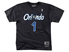 Orlando Magic Men's Penny Hardaway Hardwood-Print Player T-Shirt