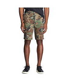 "Men's Relaxed Tropical Camo 10"" Shorts"