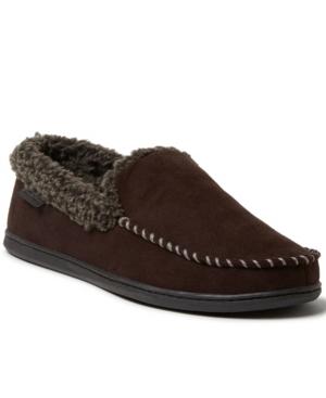Men's Eli Microsuede Moccasin Slippers Men's Shoes